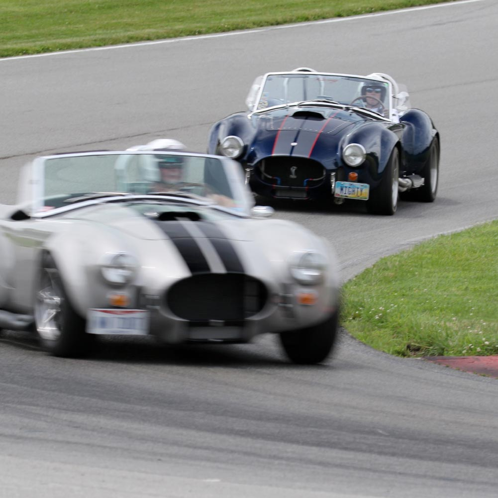 Cobras At Mid Ohio